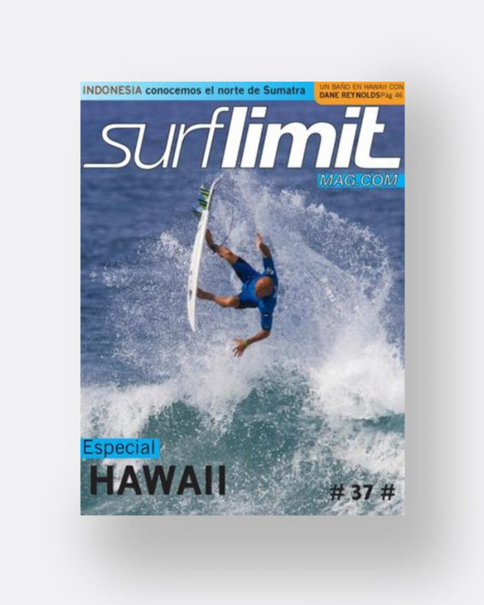 Revista numero 37 revista surf limit magazine revista surf en español