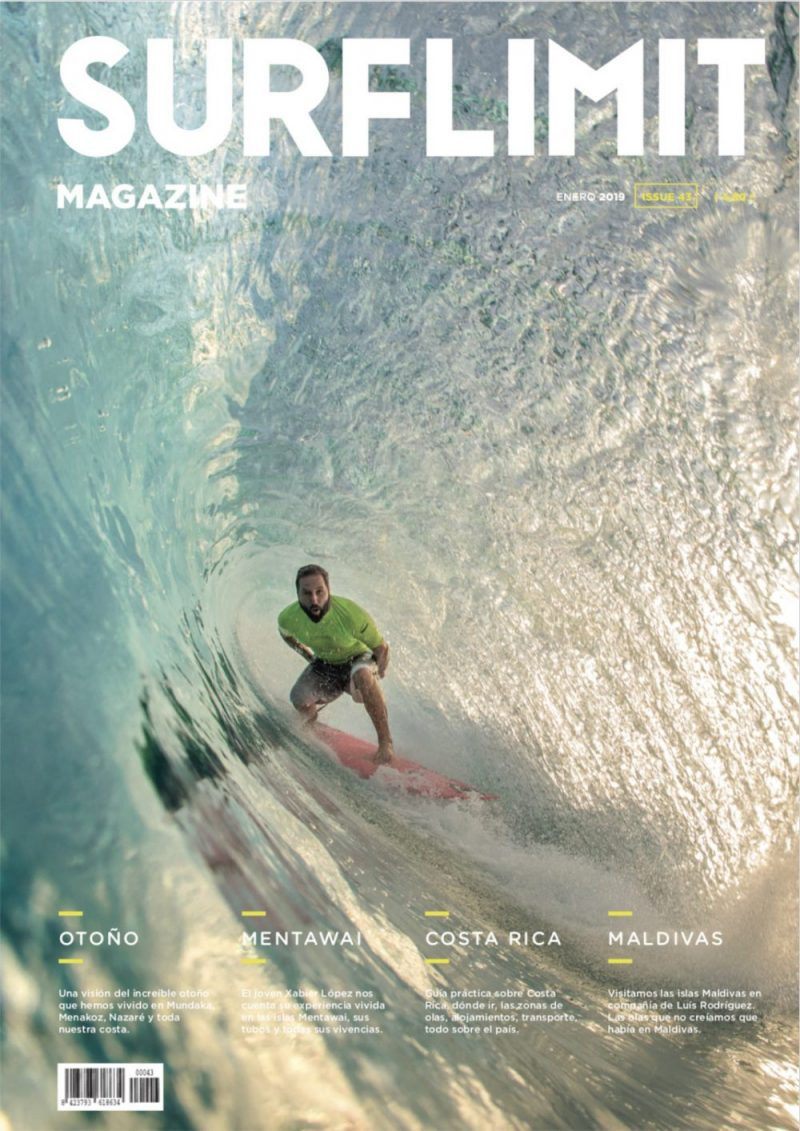 Surf Limit Magazine 43