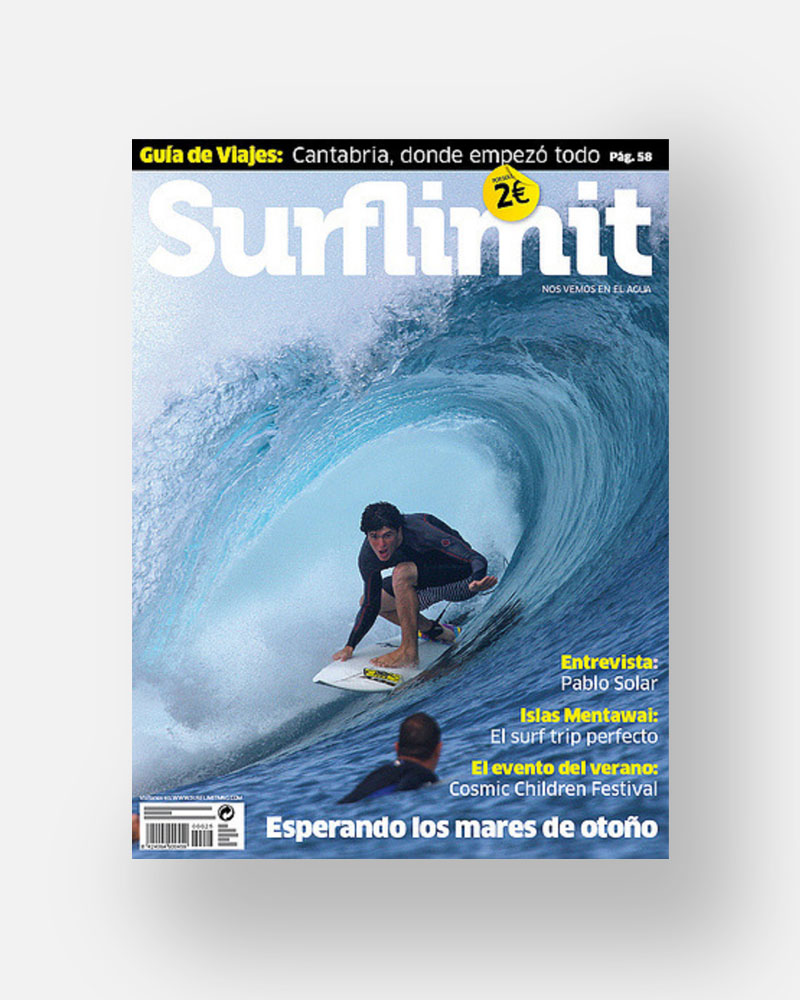 Revista Surf Limit Magazine 34