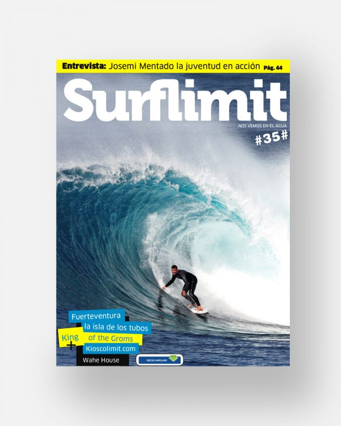 Revista Surf Limit Magazine 35