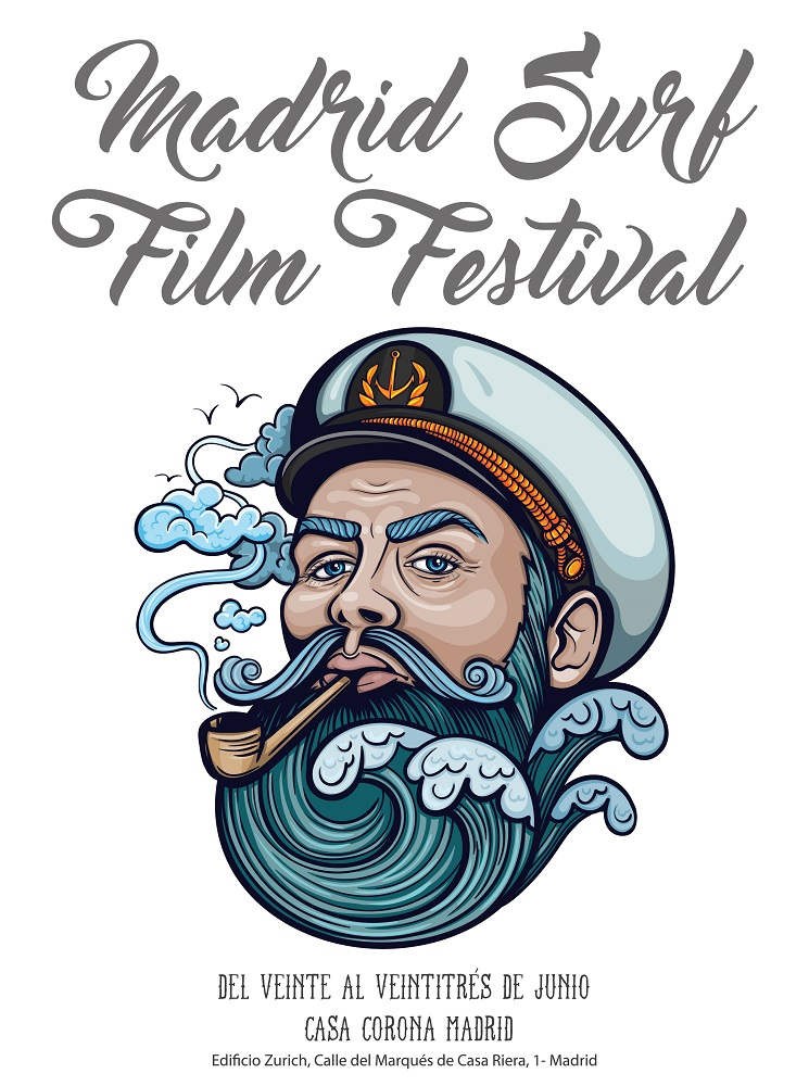 Madrid Surf Film Festival 2019 low