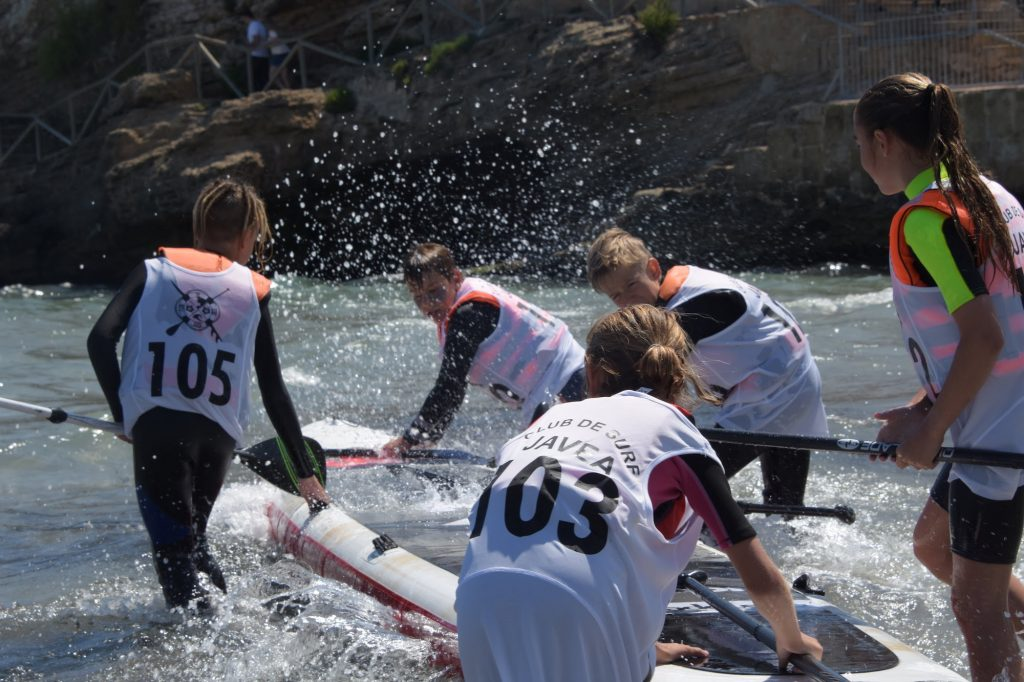 javea sup talent spain series 2019