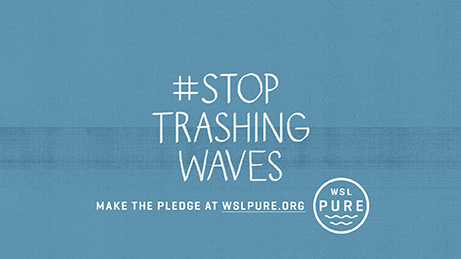 stop trashing waves