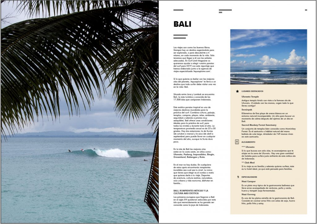surf limit magazine bali