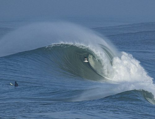 Three days of BIG surfing at «la Nord» Hossegor