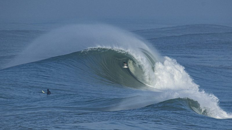 "Three days of BIG surfing at ""la Nord"" Hossegor"