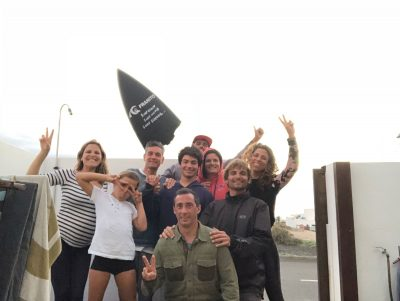 Surf Coaching Lanzarote
