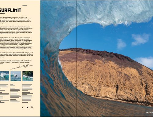 Surf Limit Magazine Nº 46 YA disponible