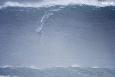 big wave nazare