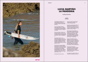 lucia martino surf girl magazine